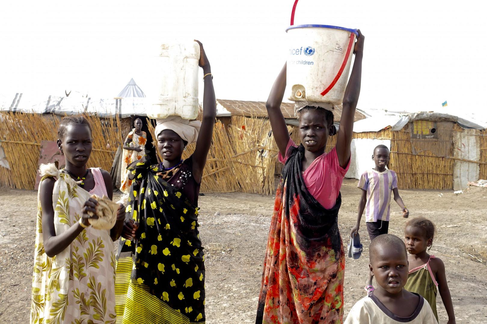 Plus de 5 millions de personnes ont besoin d'une aide alimentaire d'urgence.