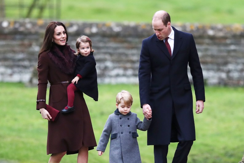 Un nouveau cliché de la princesse Charlotte a été publié le lundi 1er mai, la veille de son deuxième anniversaire.