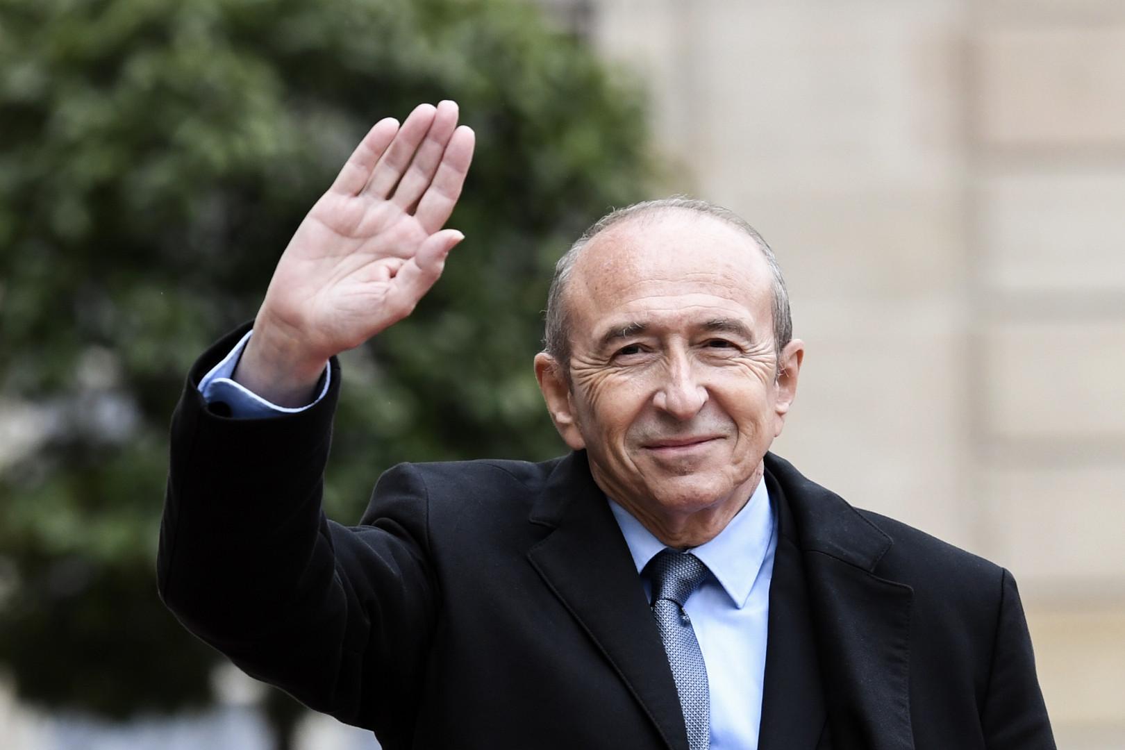 Gérard Collomb, l'un des premiers soutiens d'Emmanuel Macron durant la présidentielle, est nommé ministre de l'Intérieur au sein du gouvernement Philippe