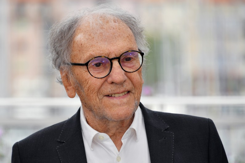 """Jean-Louis Trintignant pour """"Happy End"""""""