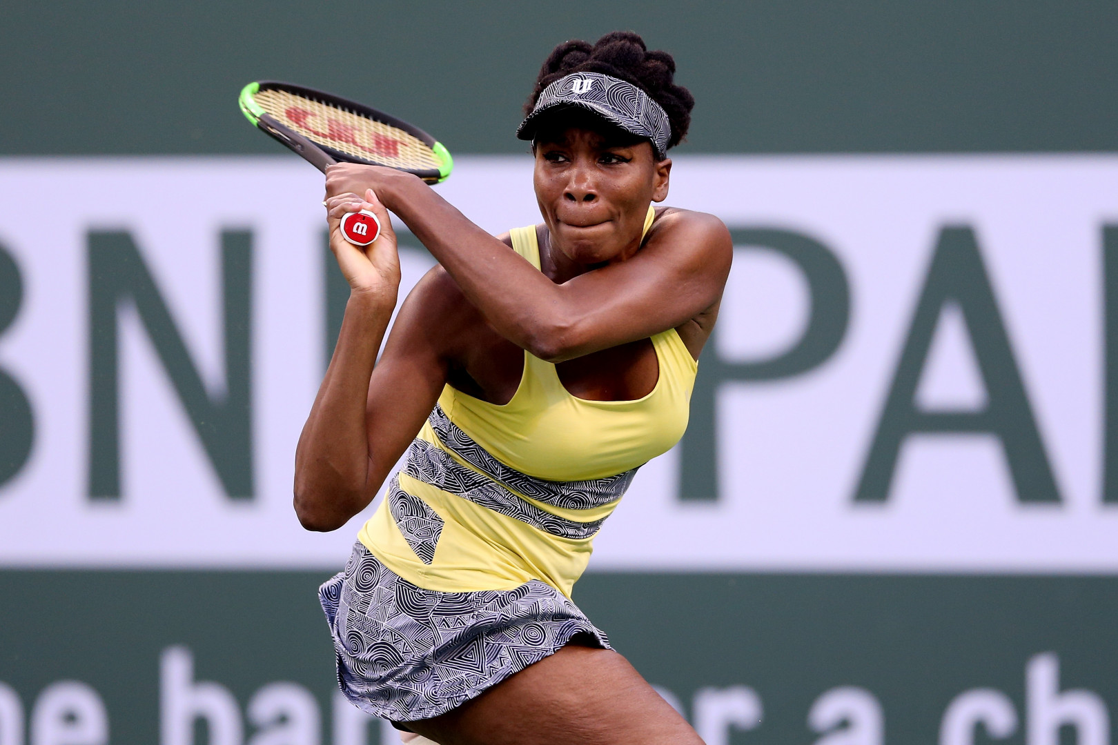 Venus représentera le clan Williams, en l'absence de sa soeur Serena.