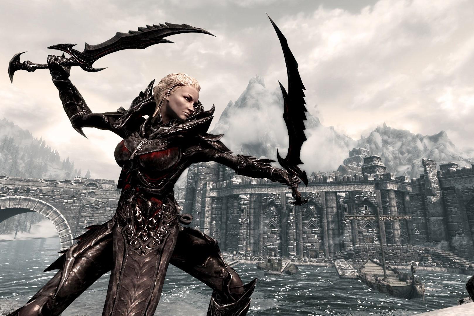 """Les amateurs d'heroic-fantasy attendent avec impatience une suite à """"Skyrim"""""""