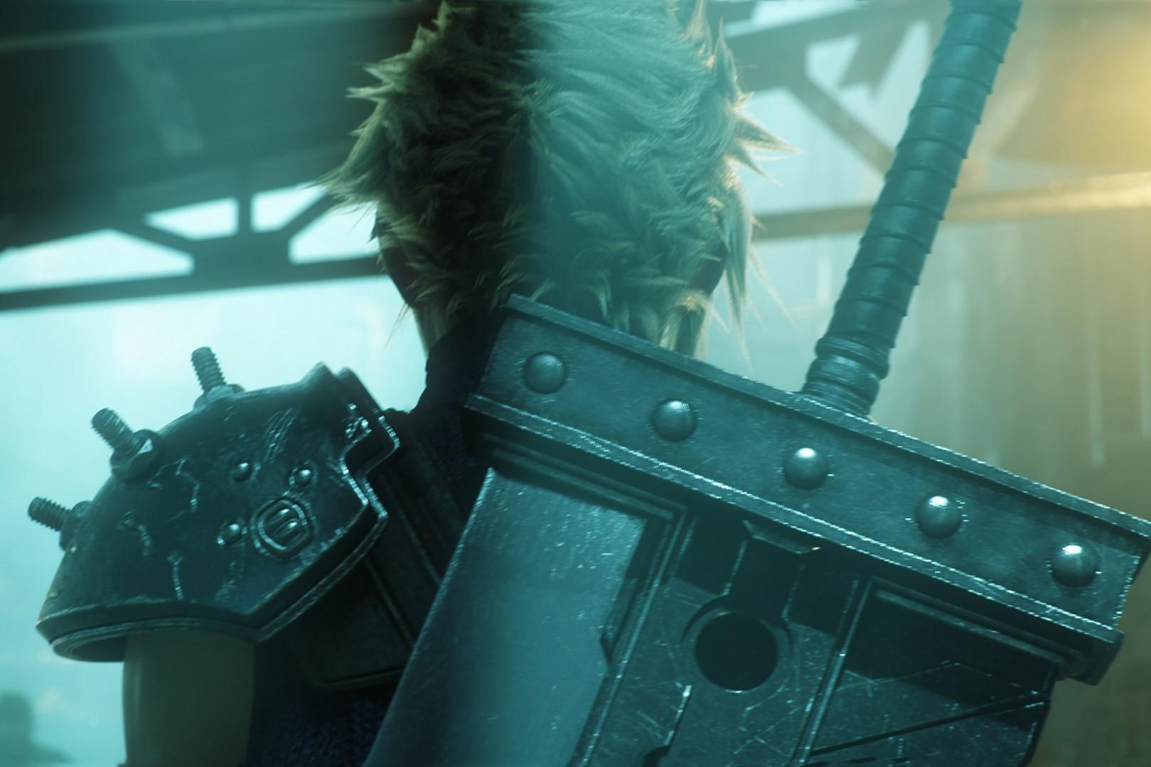 """Cloud en version HD dans le remake tant attendu de """"Final Fantasy VII"""""""