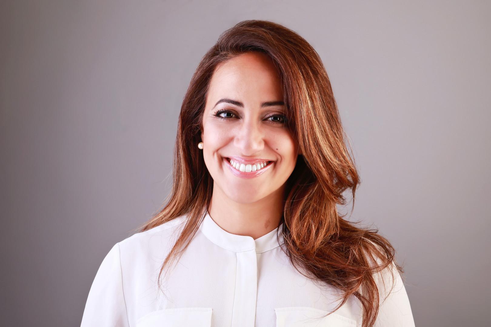 Amal Amélia Lakrafi, députée dans la 10e circonscription (Moyen-Orient/Afrique) des Français de l'étranger (REM)