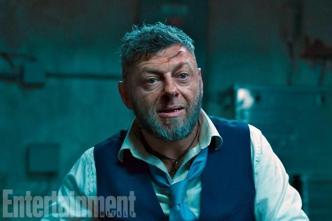 """Andy Serkis incarne Ulysses Klaue, déjà vu dans """"Avengers"""""""