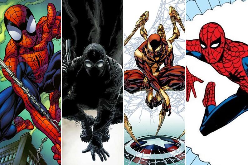 Pour ses 55 ans, retour sur les costumes emblématiques de Spider-Man