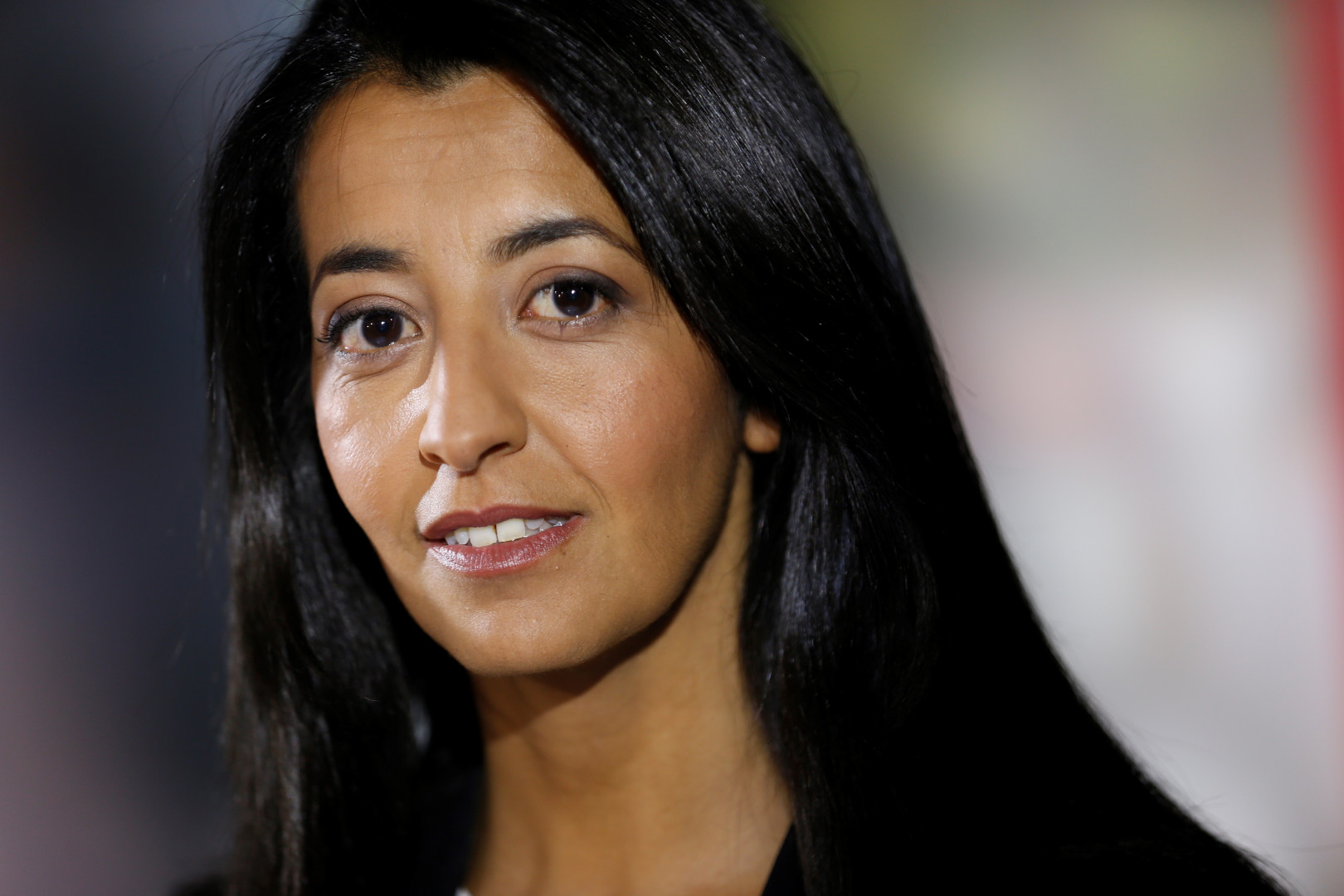 La députée européenne EELV Karima Delli