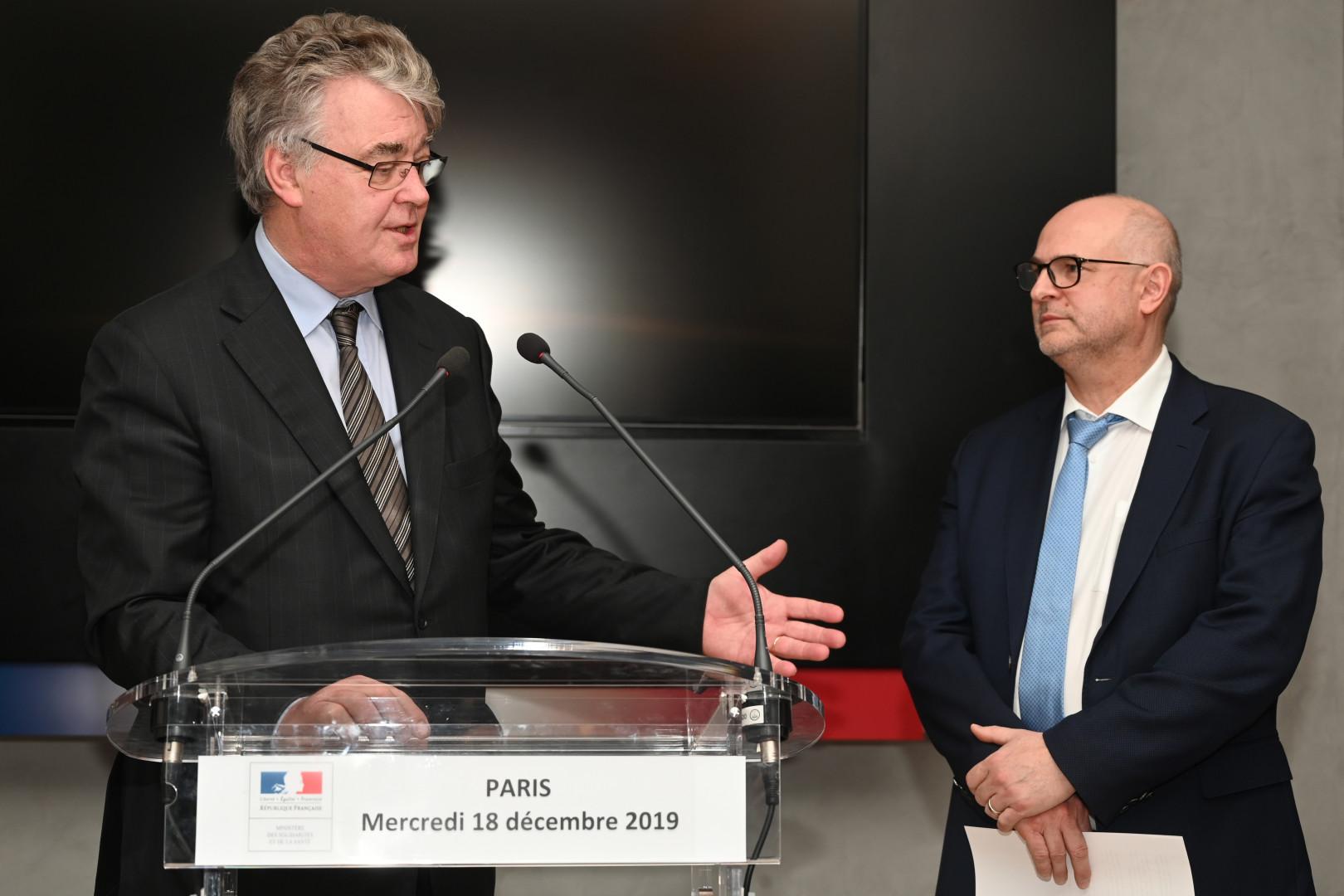 Laurent Pietraszewski succède à Jean-Paul Delevoye comme haut-commissaire en charge des Retraites (illustration)