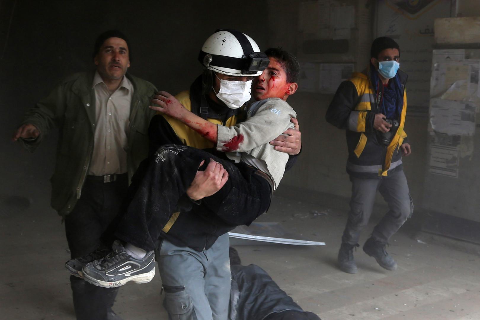 Un enfant blessé par les frappes aériennes à Jisreen