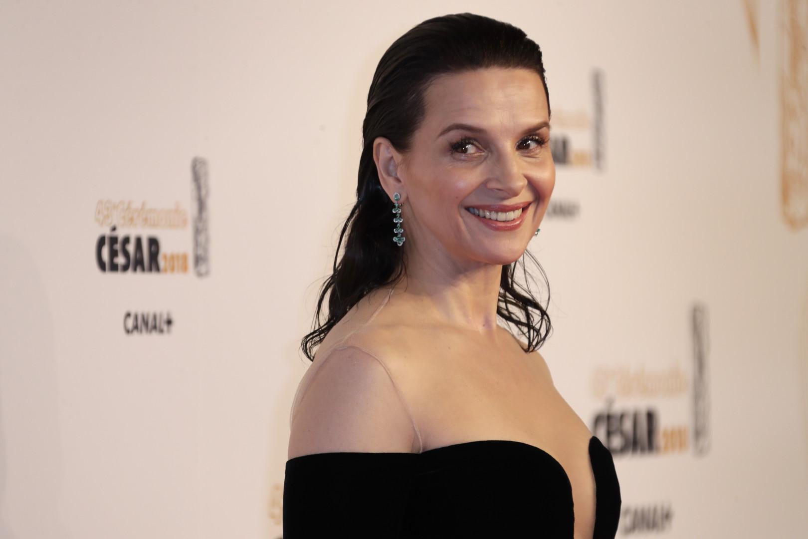 Juliette Binoche, en lice pour le César de la Meilleure Actrice