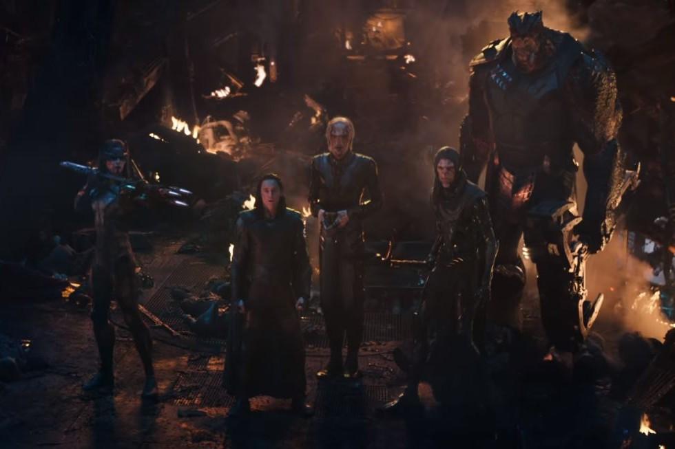L'Ordre Noir de Thanos est un redoutable groupe d'extra-terrestres