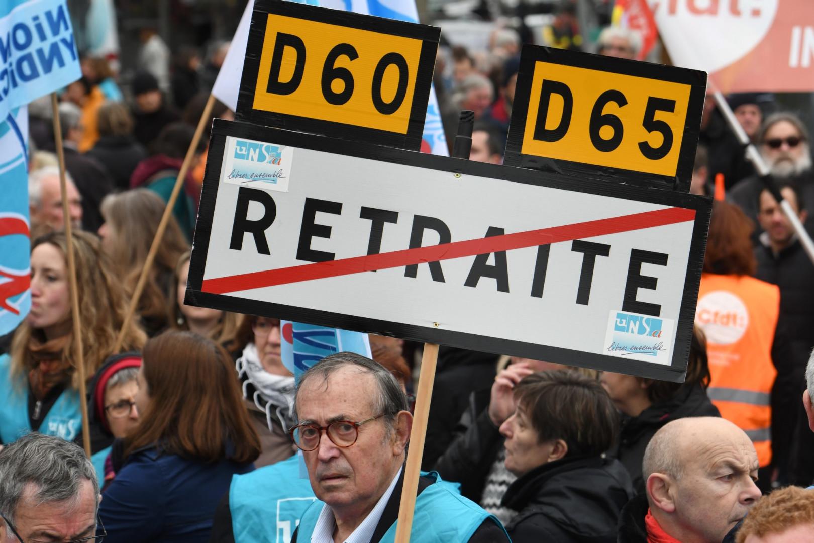 Manifestation à Brest jeudi 22 mars