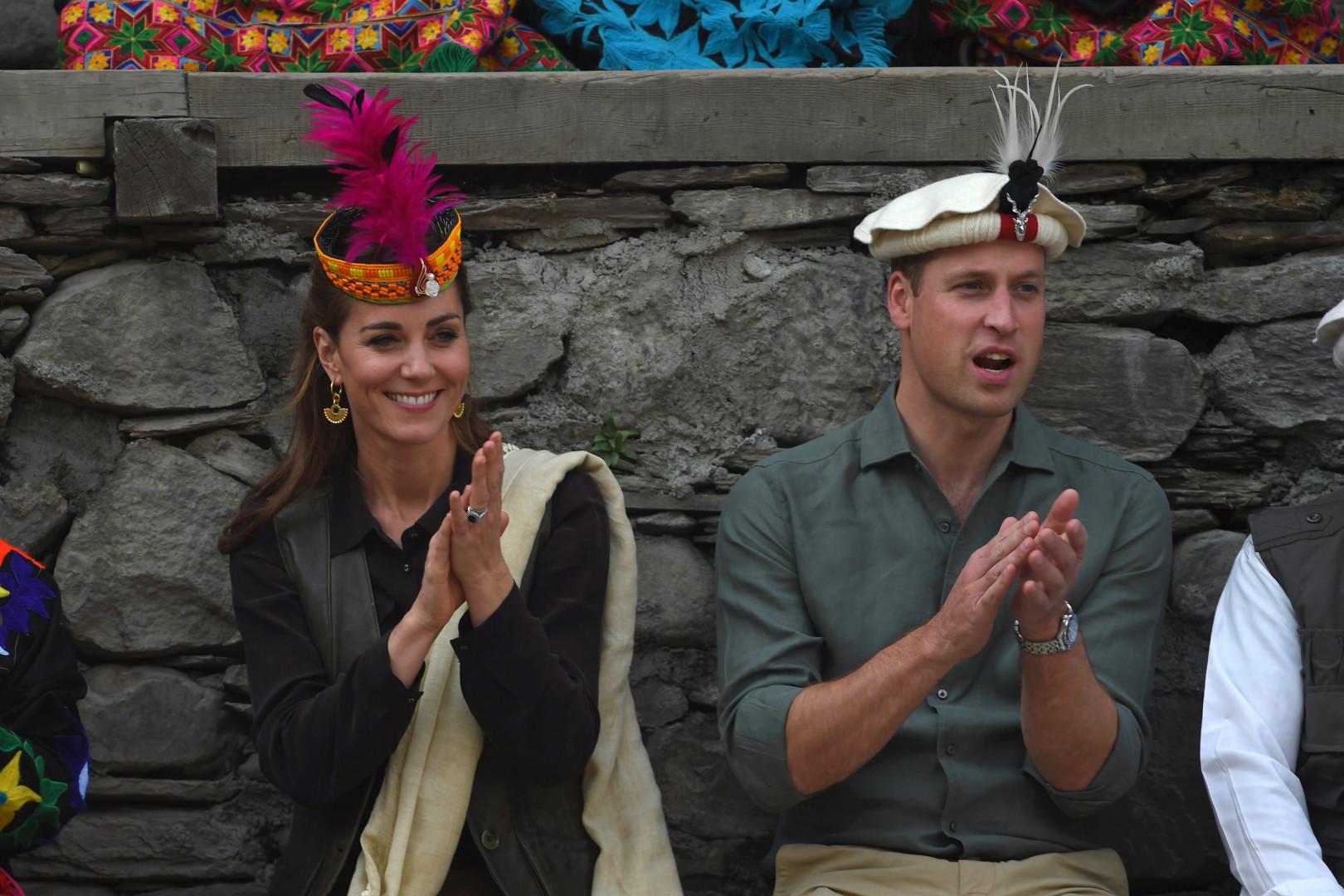 Le couple visitait la vallée pakistanaise de Bumburat