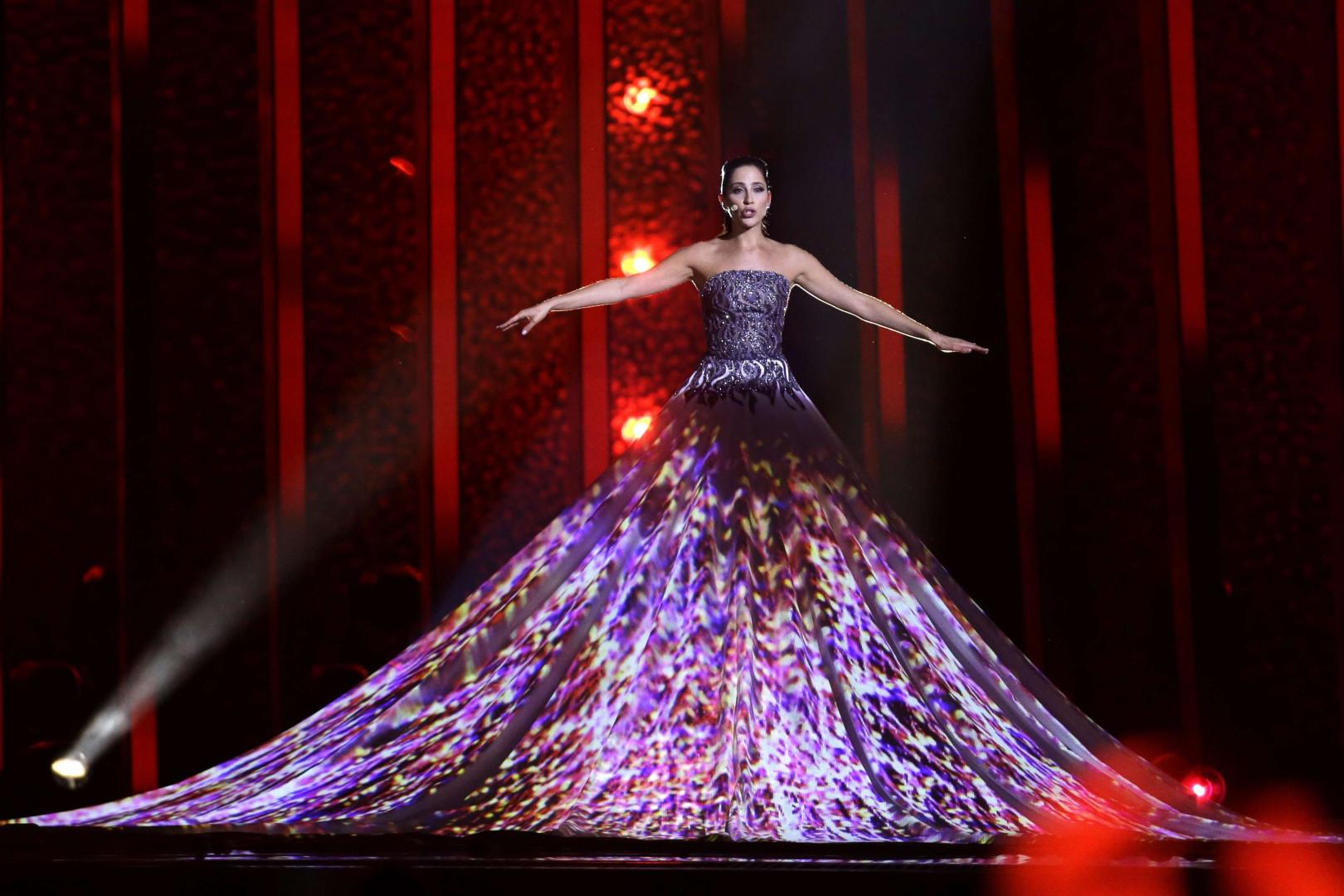 Elina Nechayeva (Estonie) est qualifiée pour la finale de l'Eurovision 2018
