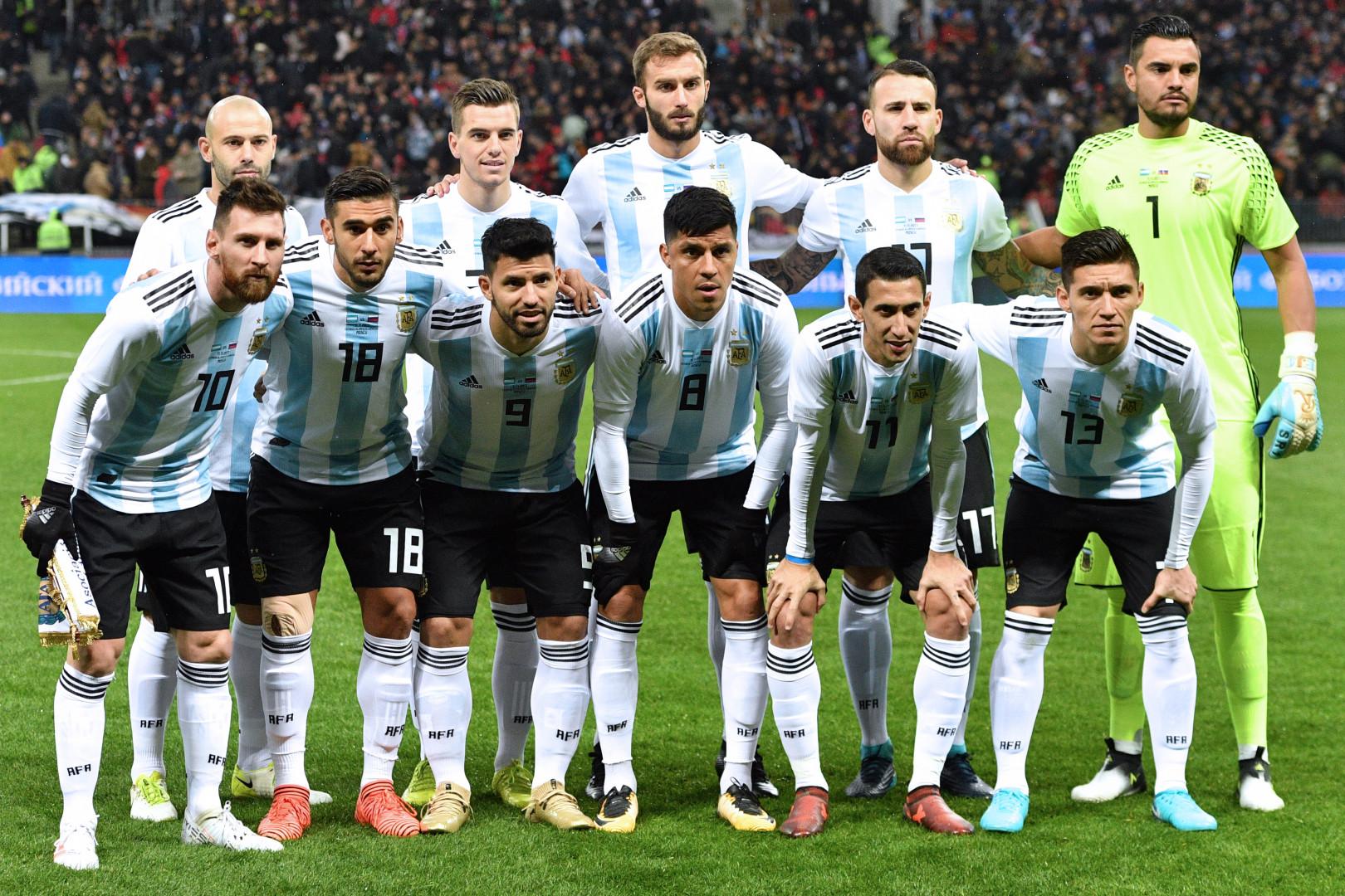 Coupe du Monde 2018 : l'Argentine est dans le groupe D