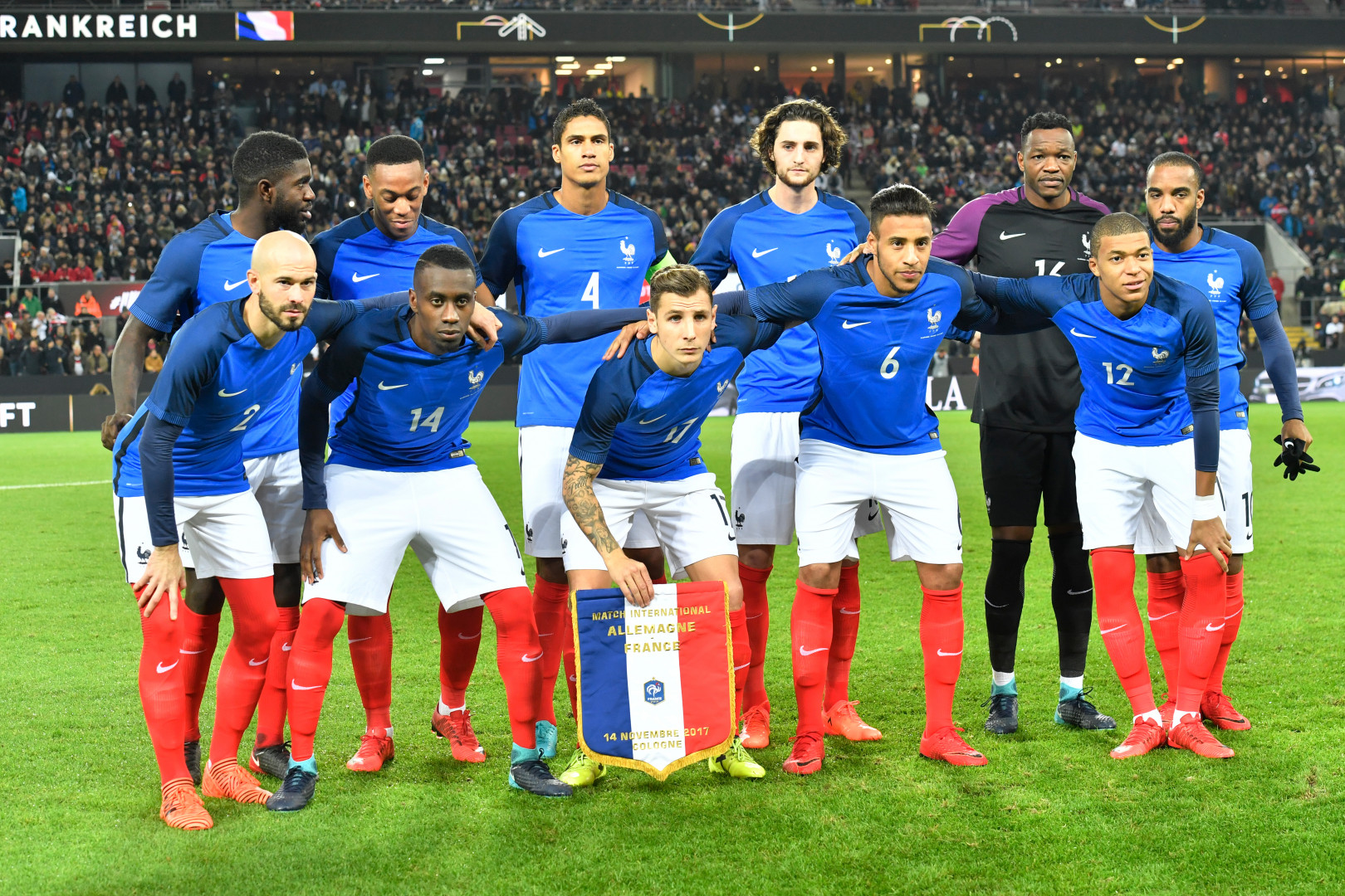 Coupe du Monde 2018 : la France est dans le groupe C