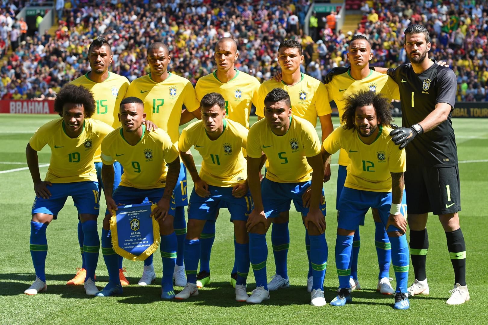 Coupe du Monde 2018 : le Brésil est dans le groupe E