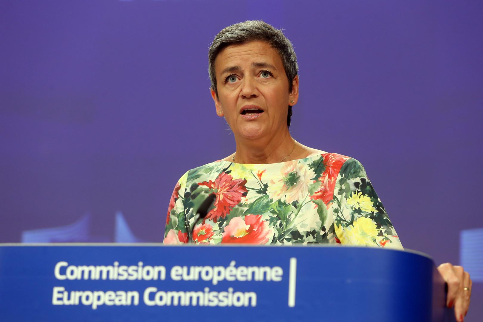 La social-libérale danoise Margrethe Vestager reste commissaire à la concurrence
