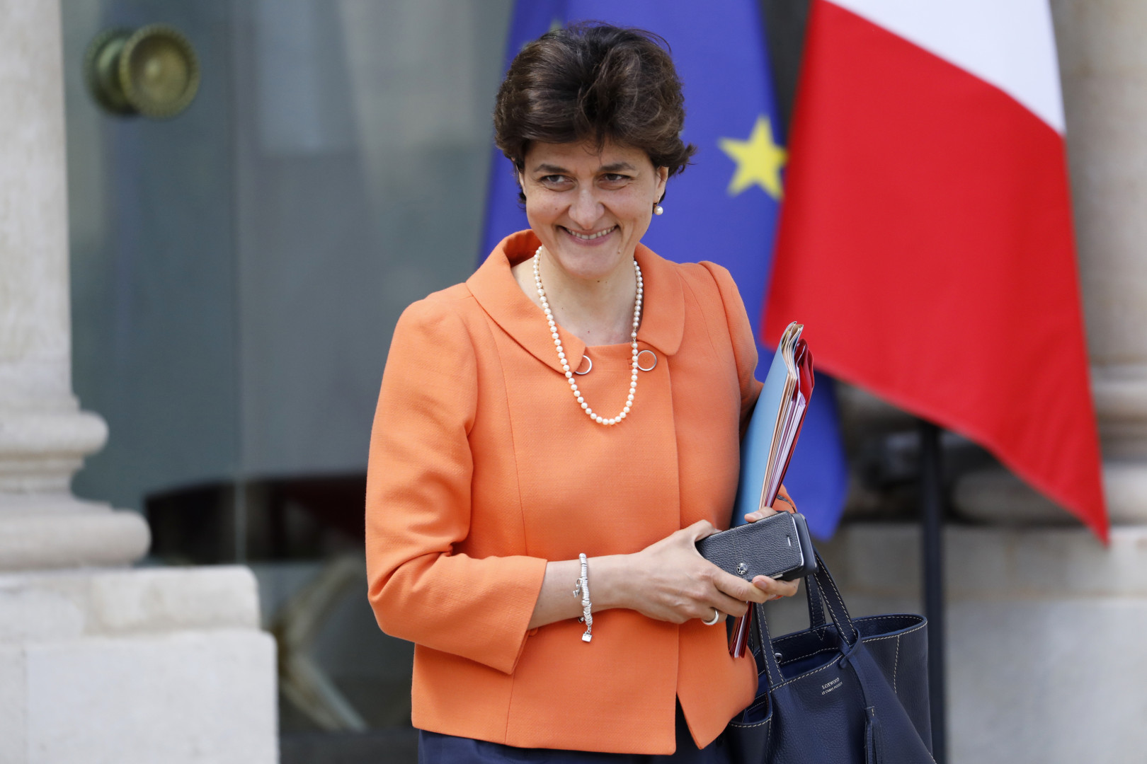 La centriste française Sylvie Goulard est nommée commissaire au Marché intérieur, en charge de l'industrie de la défense