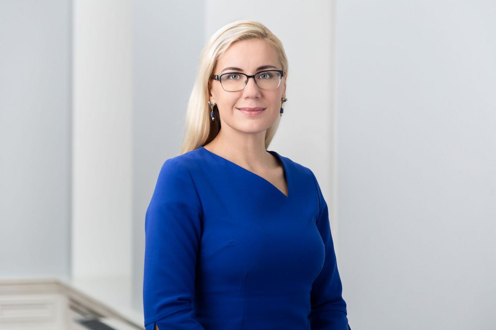 La centriste estonienne Kadri Simson obtient le portefeuille de l'énergie