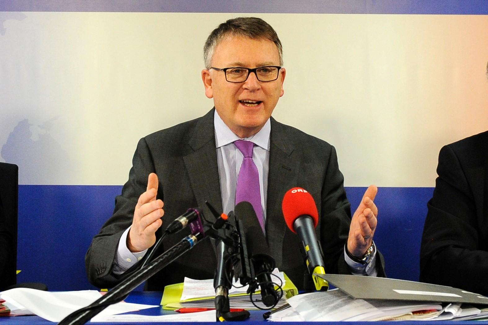 Le socialiste luxembourgeois Nicolas Schmit est chargé de l'emploi