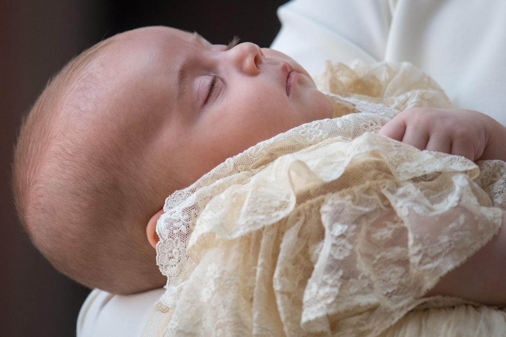 Le prince Louis, fils de Kate Middleton et du prince William, est né le 23 avril 2018