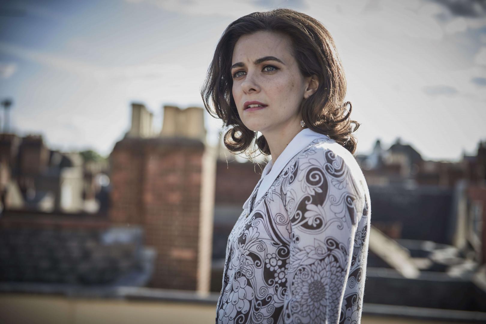 """Sara Vickers, aperçue dans la série """"Endeavour"""", va jouer dans la série """"Watchmen"""""""