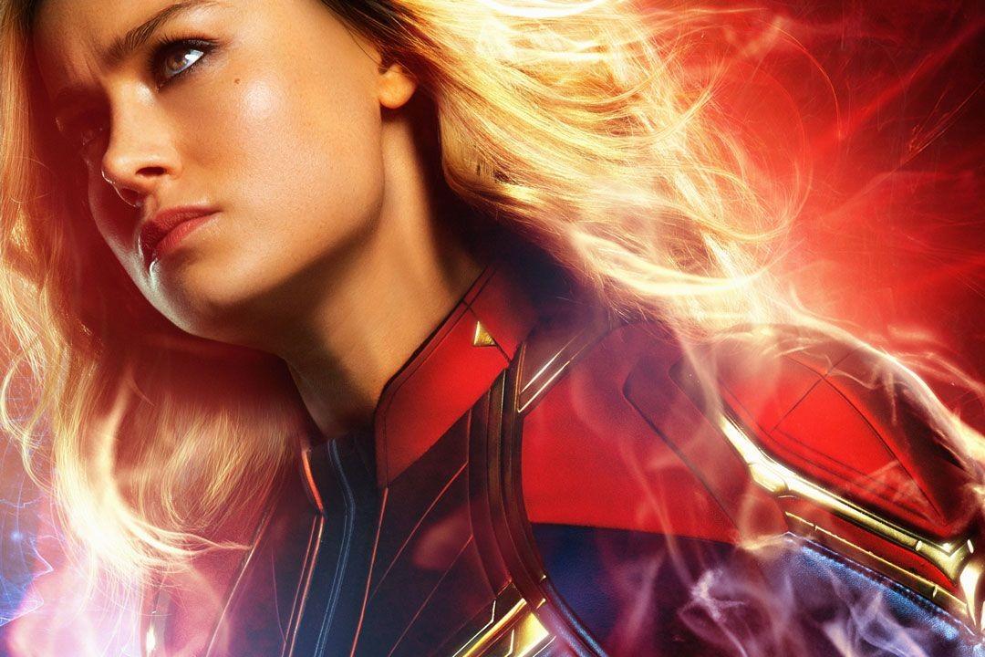 Captain Marvel prête à passer à l'attaque dans une nouvelle affiche
