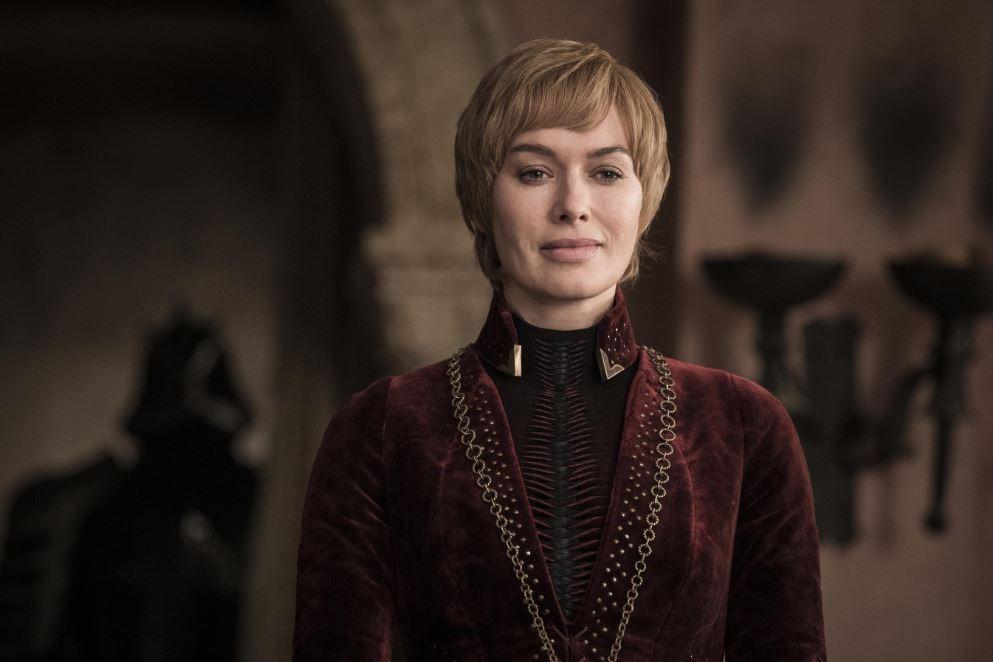 Cersei, toujours très contente d'elle-même
