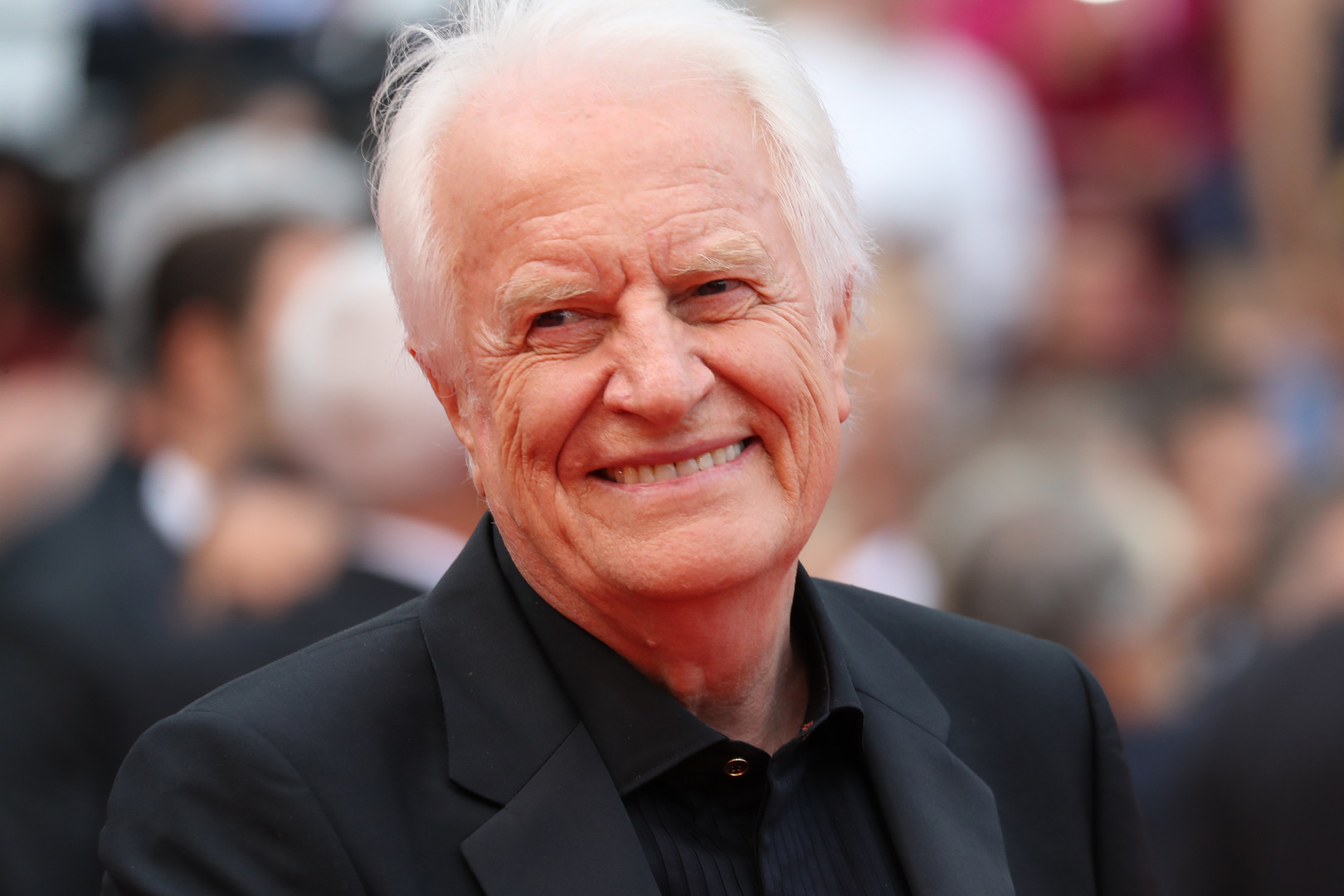 Festival de Cannes 2019 : André Dussolier, en costume noir