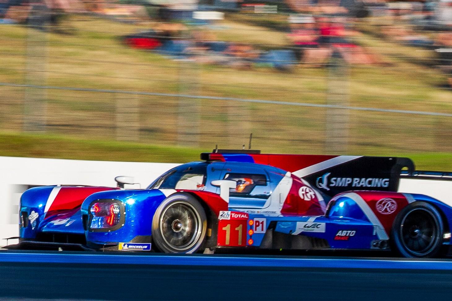 SMP Racing aux 24 Heures du Mans 2019