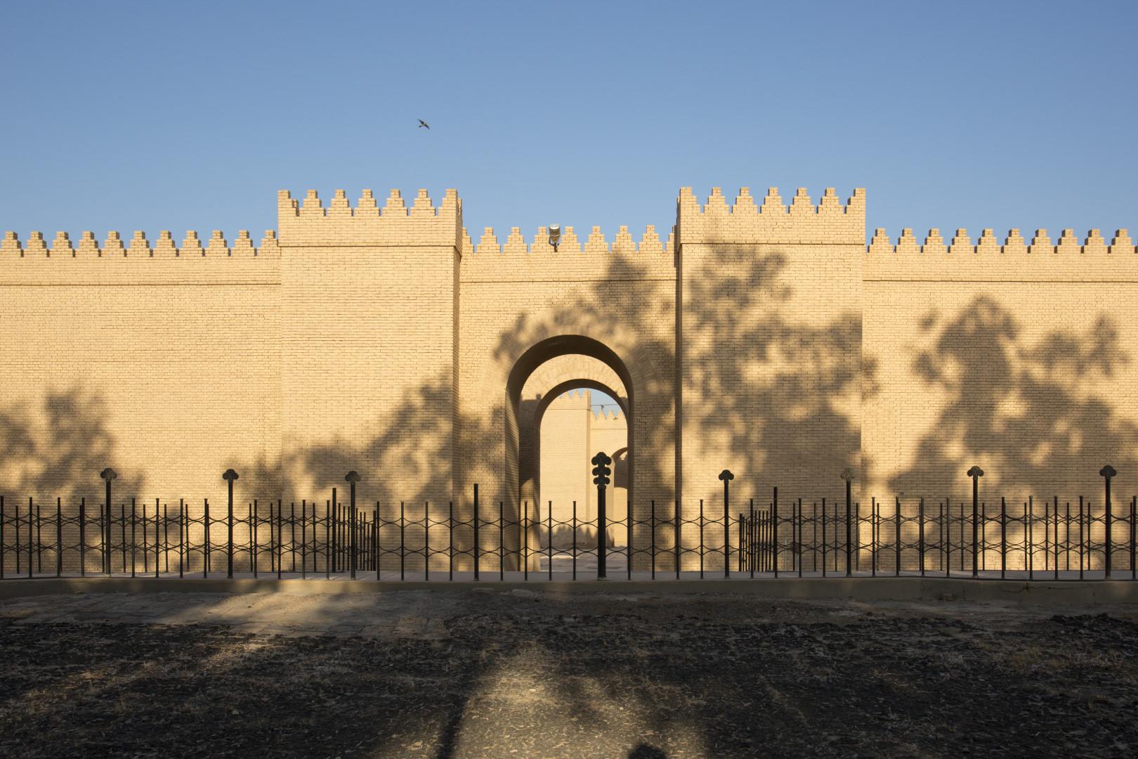La cité antique de Babylone a été inscrite vendredi au patrimoine mondial de l'Unesco.