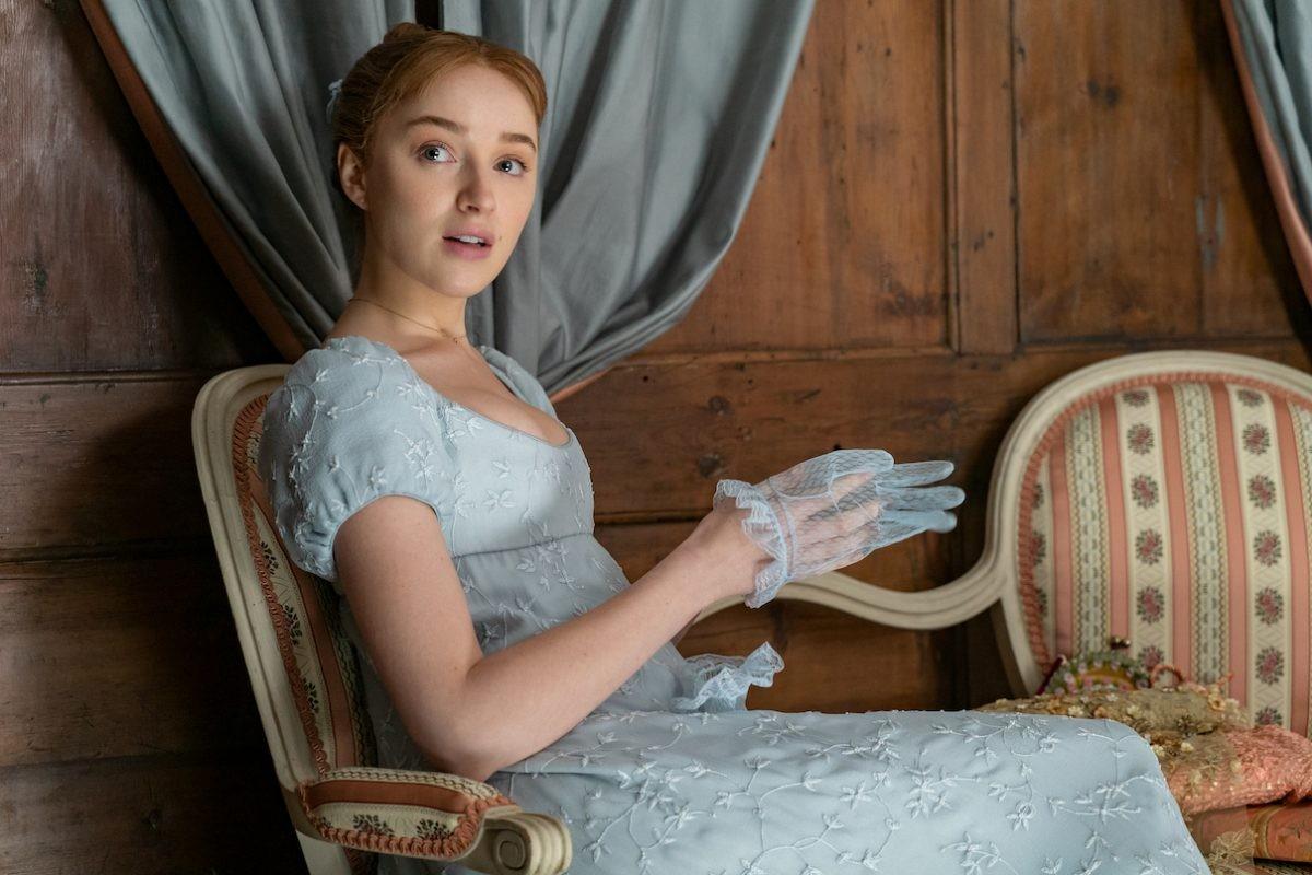 Phoebe Dynevor incarne l'héroïne Daphne Bridgerton