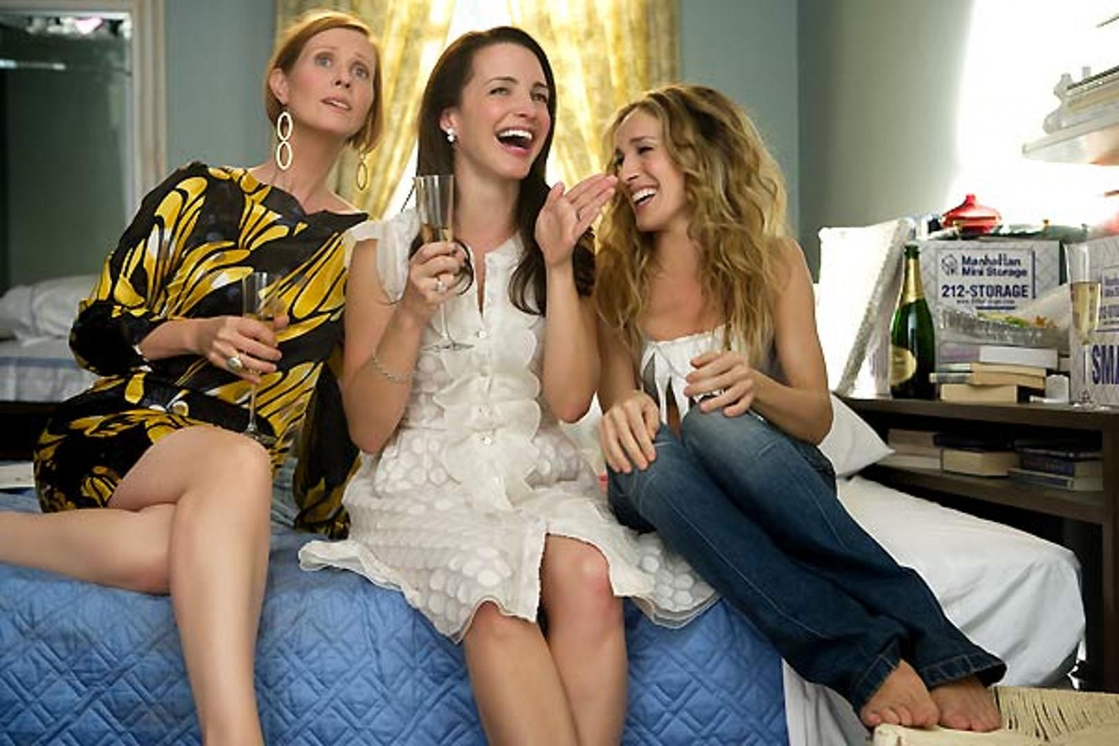 """Cynthia Nixon, Kristin Davis et Sarah Jessica Parker reviennent pour """"Sex and the City"""""""