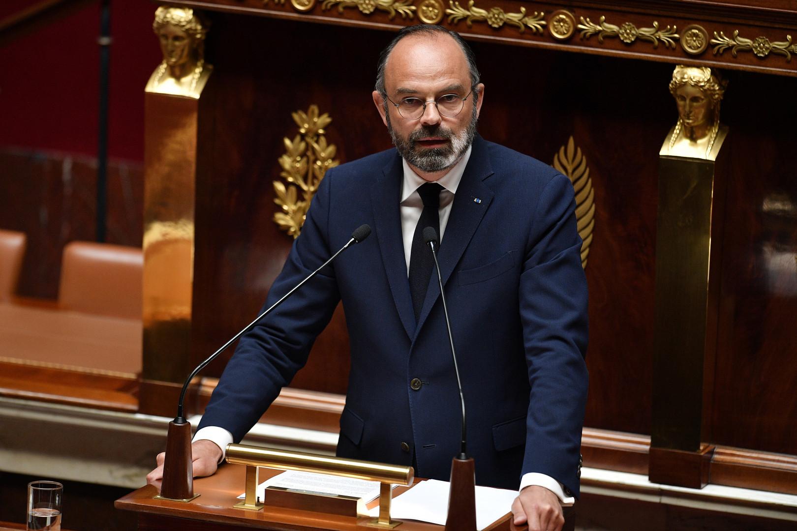 Edouard Philippe, ex-Premier ministre, a été testé positif au coronavirus le 1er février 2021