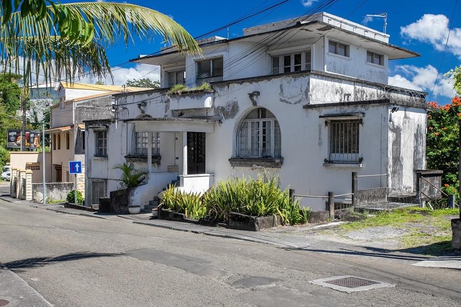 1. Villa Didier à Fort-de-France (Martinique)