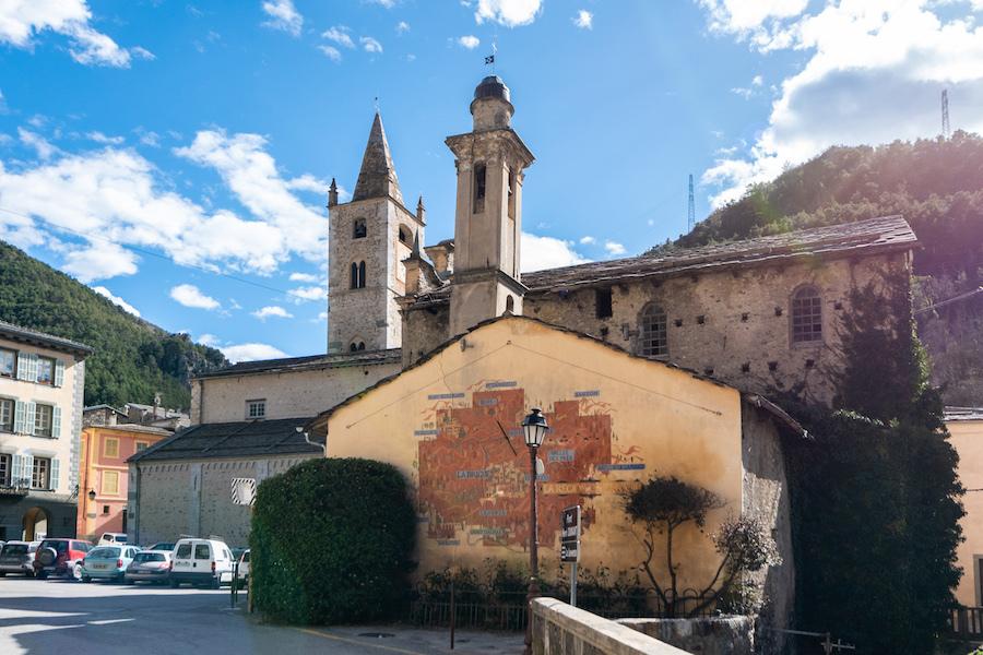 2. Chapelles de l'Annonciation et de l'Assomption de La Brigue (Alpes-Maritimes)