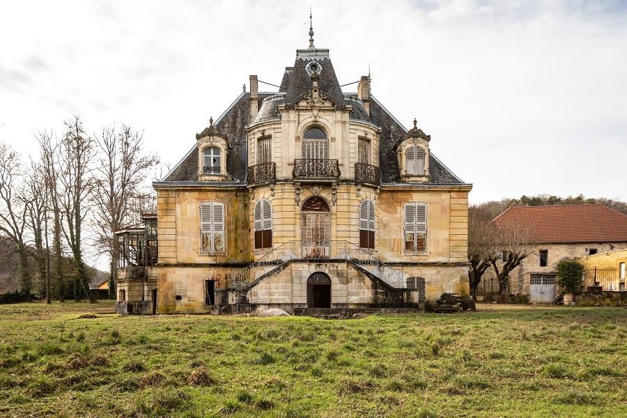 10. Maison de maître de forge à Rupt (Haute-Marne)