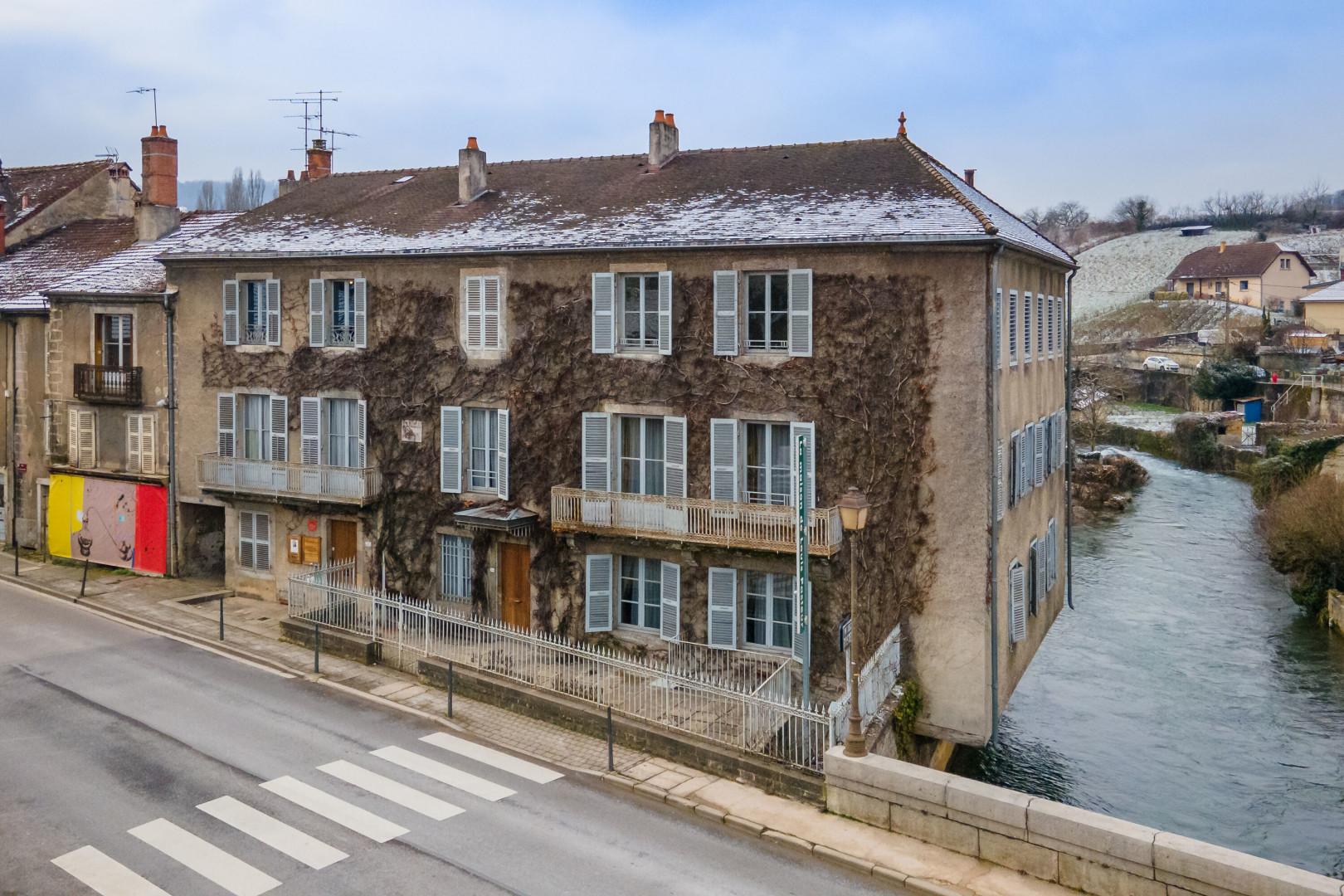 13. Maison de Louis Pasteur à Arbois (Jura)