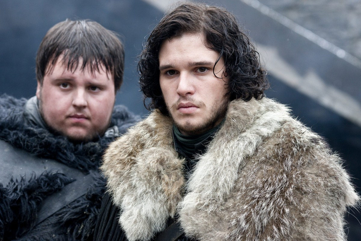 """L'acteur dans la première saison de """"Game of Thrones""""' avec John Bradley (II)"""