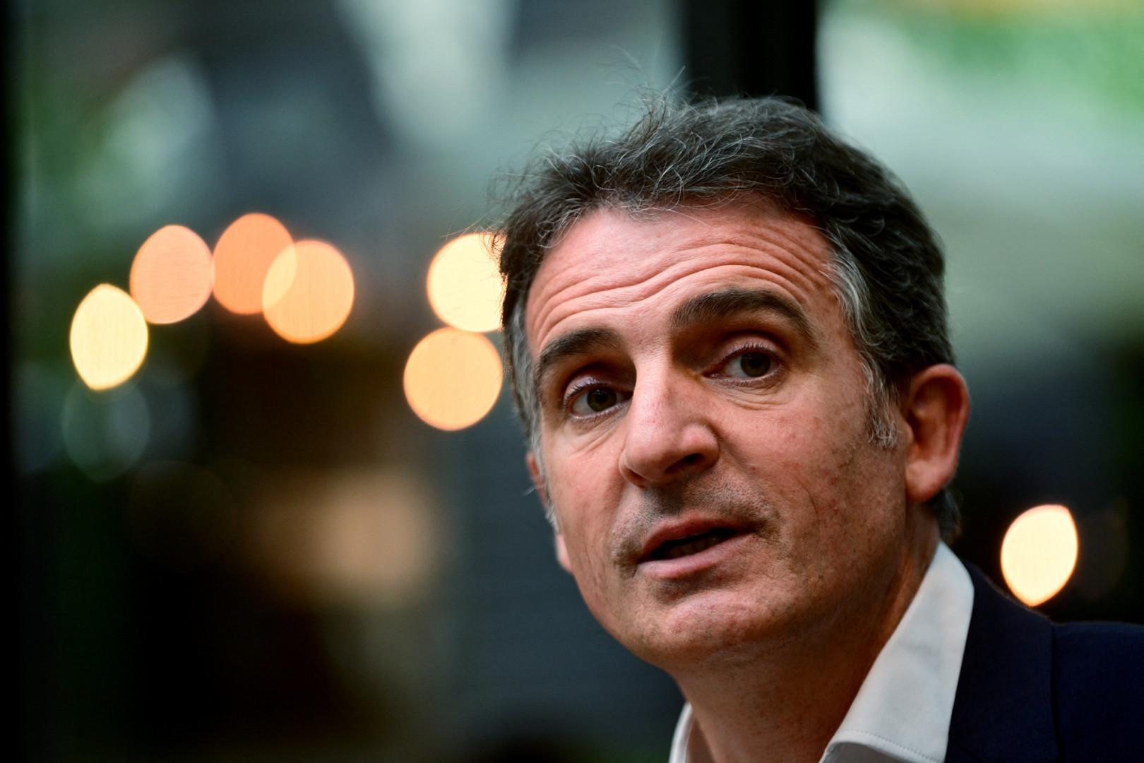 Eric Piolle, maire de Grenoble est aussi candidat à la primaire d'EELV