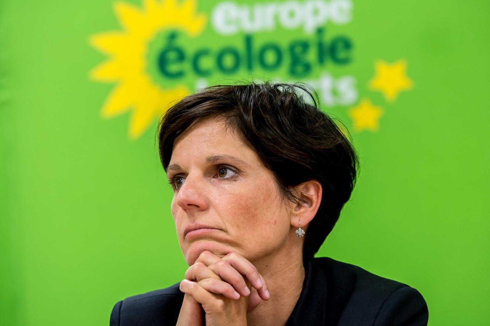 Sandrine Rousseau est elle aussi candidate écologiste
