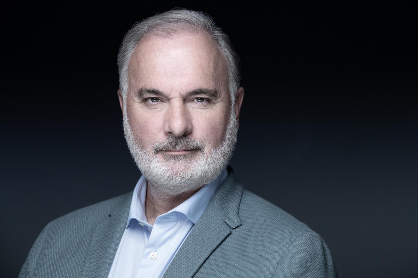 Jean-Marc Governatori est lui aussi candidat à cette primaire des Verts