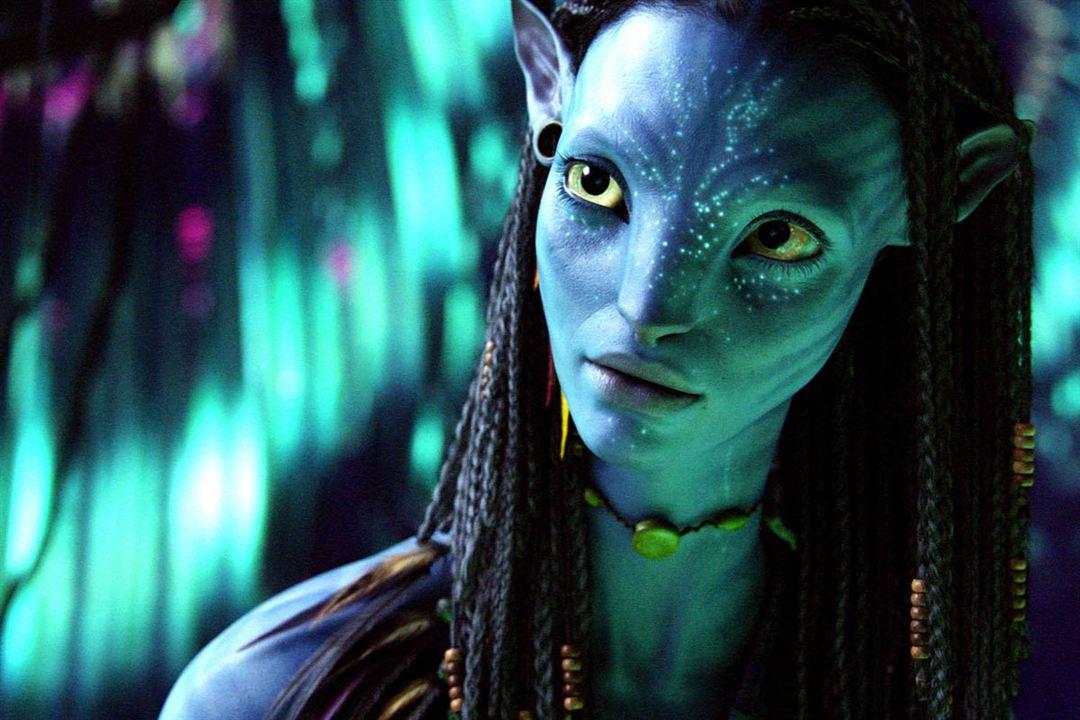 """Ou bleuté dans """"Avatar"""""""