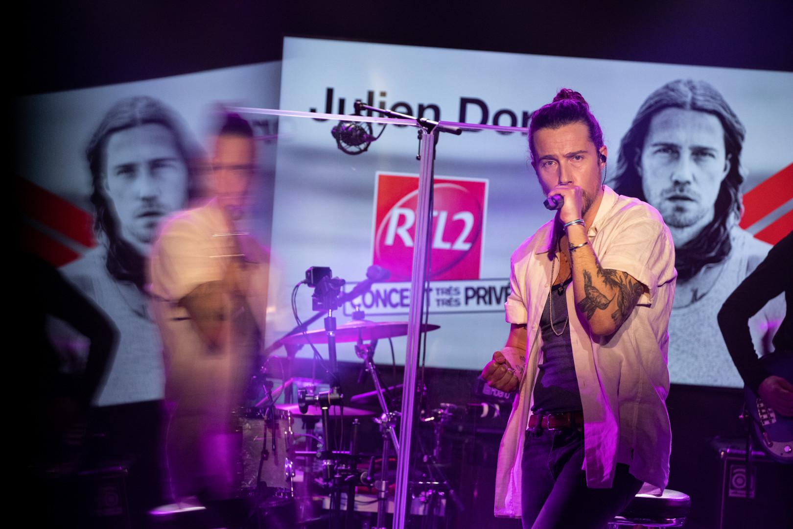 Julien Doré en Concert Très Très Privé RTL2 (05/02/21)