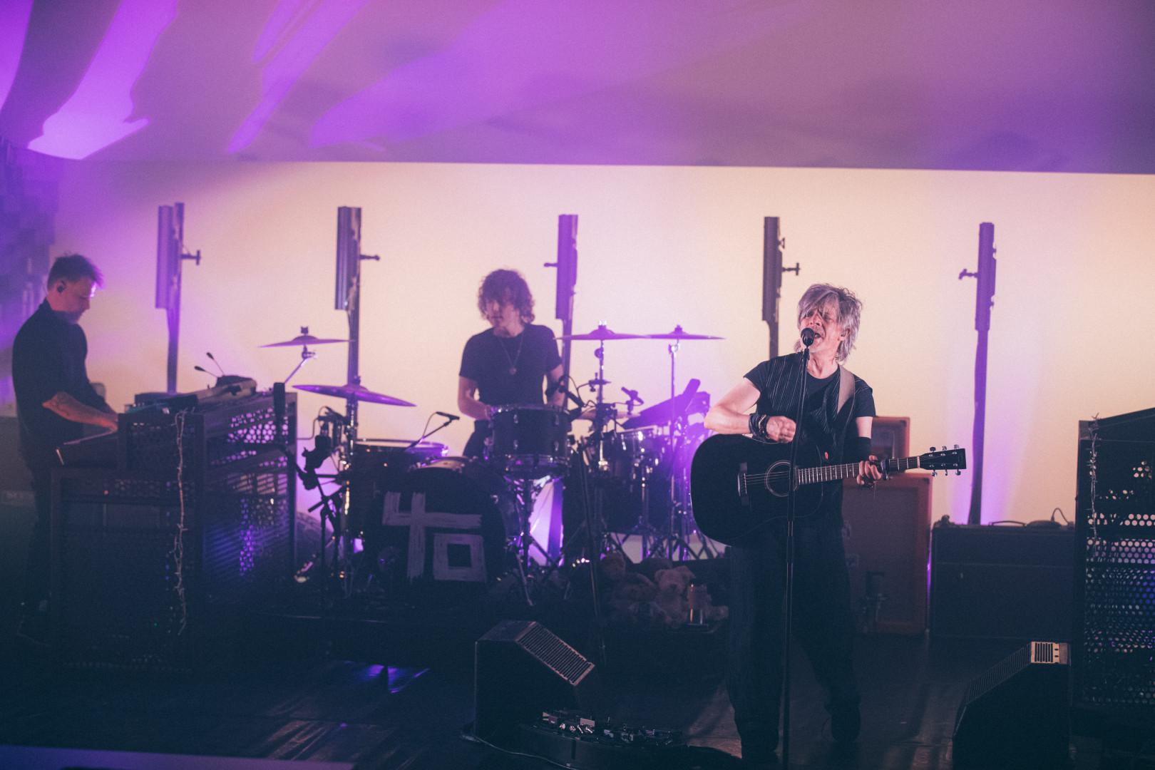 Indochine en Concert Très Très Privé RTL2 (12/02/21)
