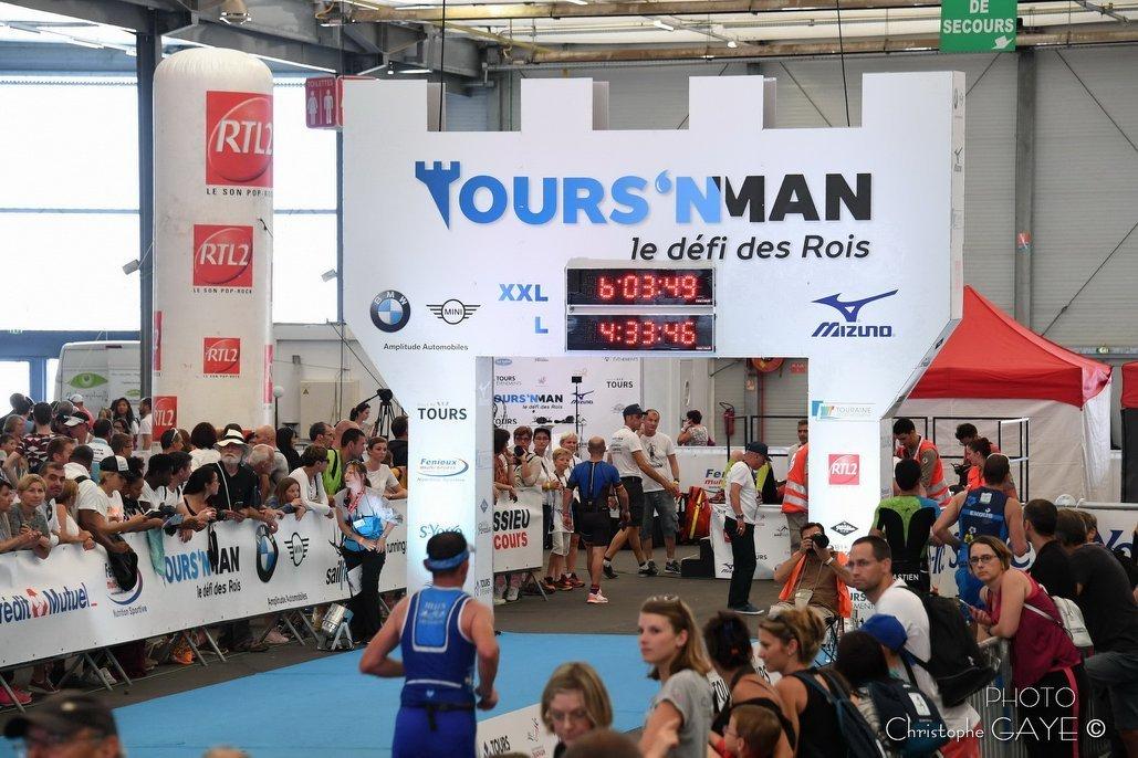 RTL2 Bordeaux présente Tours'N Man : Le triathlon international en Touraine