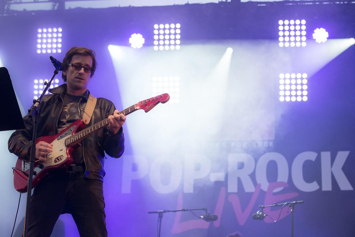 Thomas Dutronc en concert au RTL2 Pop-Rock Live