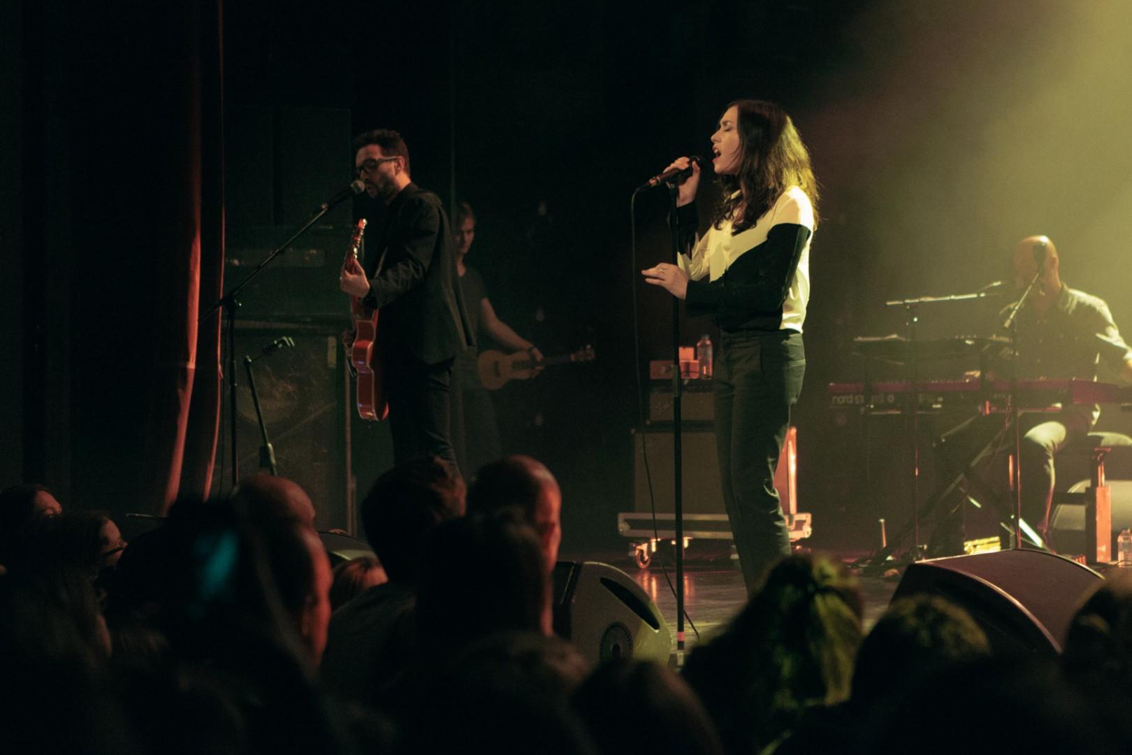 Olivia Ruiz en tournée et à la Cigale de Paris du 21 au 23 février 2017