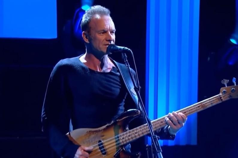 Sting fait son grand retour avec une tournée européenne et sera à l'Olympia les 12 et 13 avril 2017.